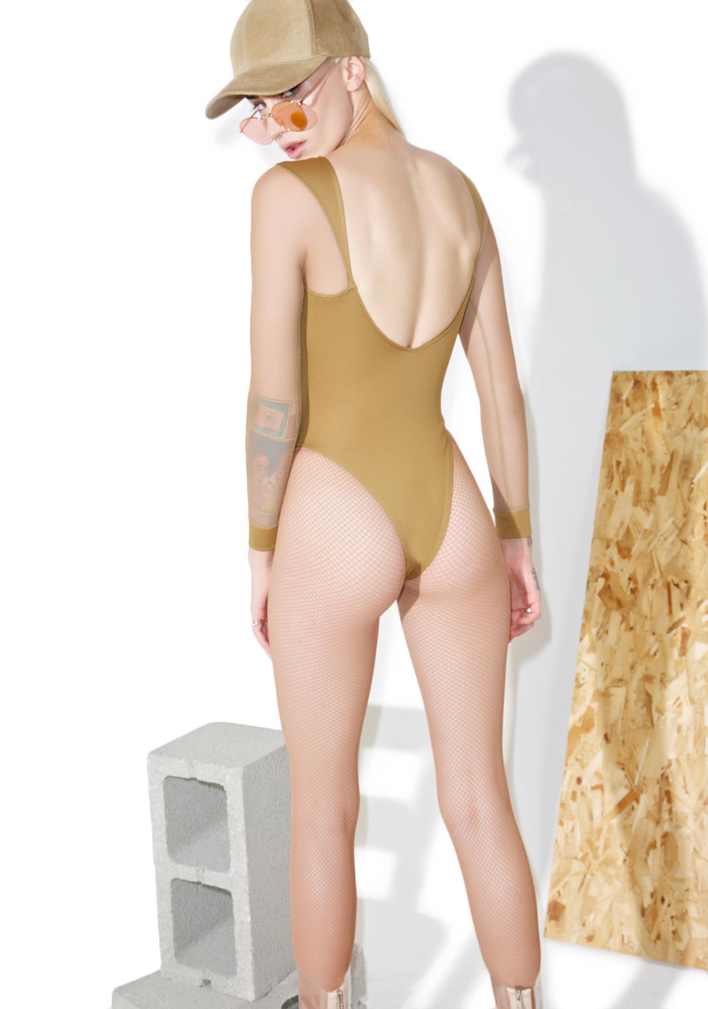 Shade London Cutout Bodysuit