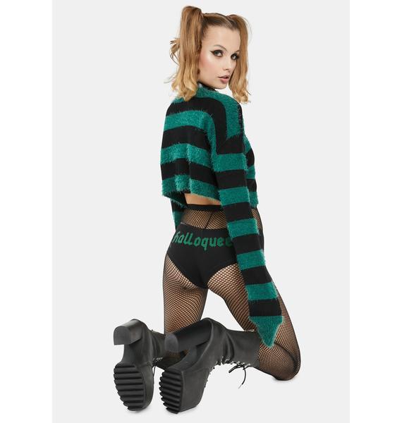 Femfetti Halloqueen Boy Shorts Undies