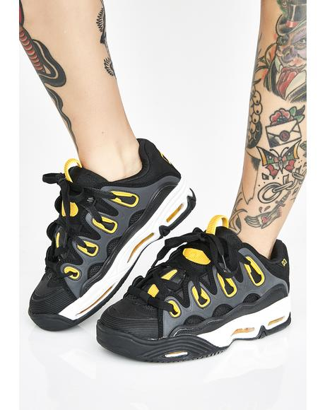 Ink D3 2001 Chunky Sneakers