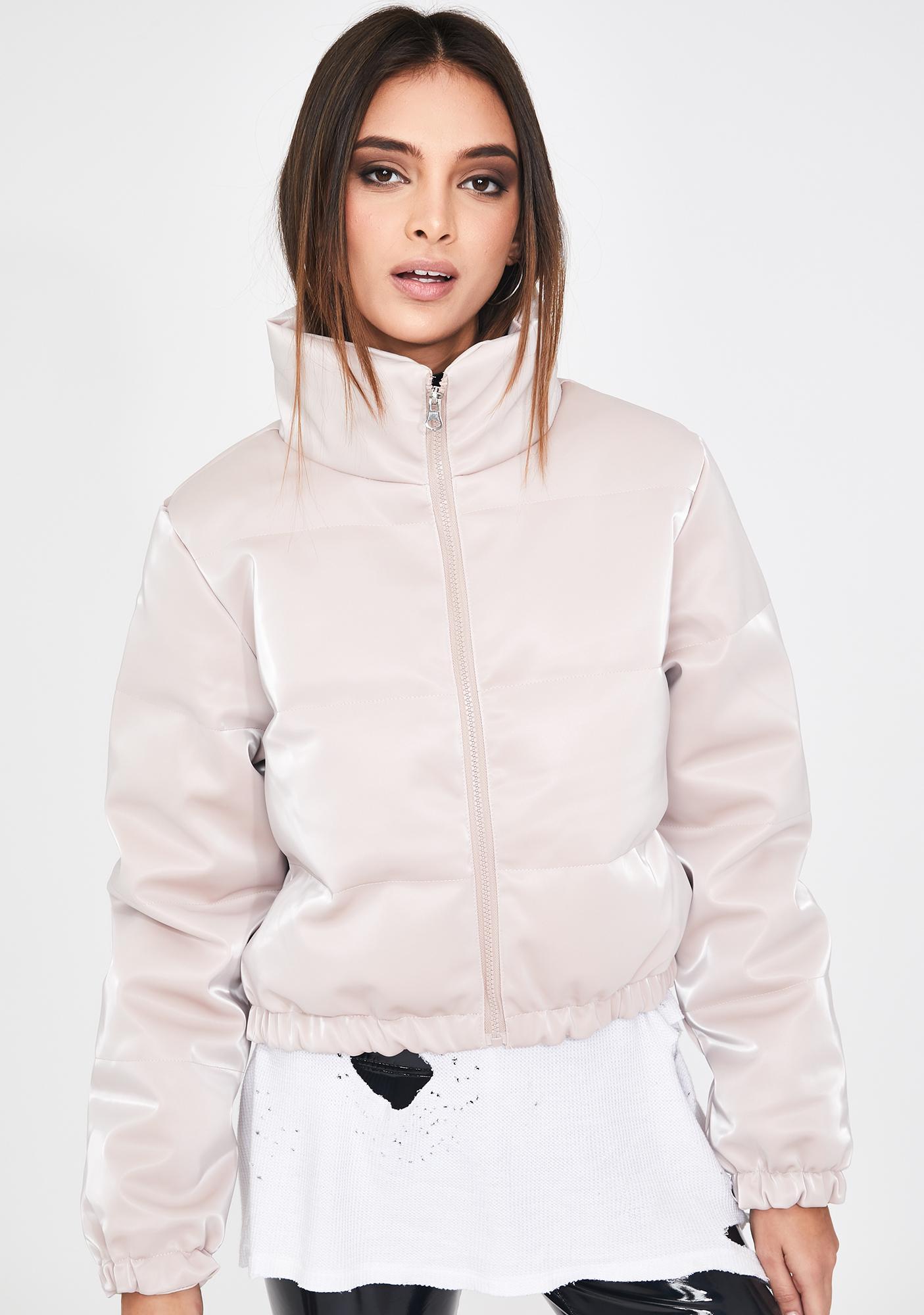 AZALEA WANG Agga Puffer Jacket