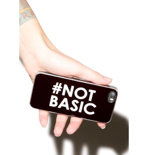 Zero Gravity #Not Basic iPhone 5/5S Case
