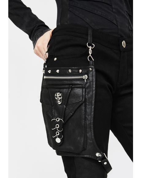 Utility Bag Skinny Pants