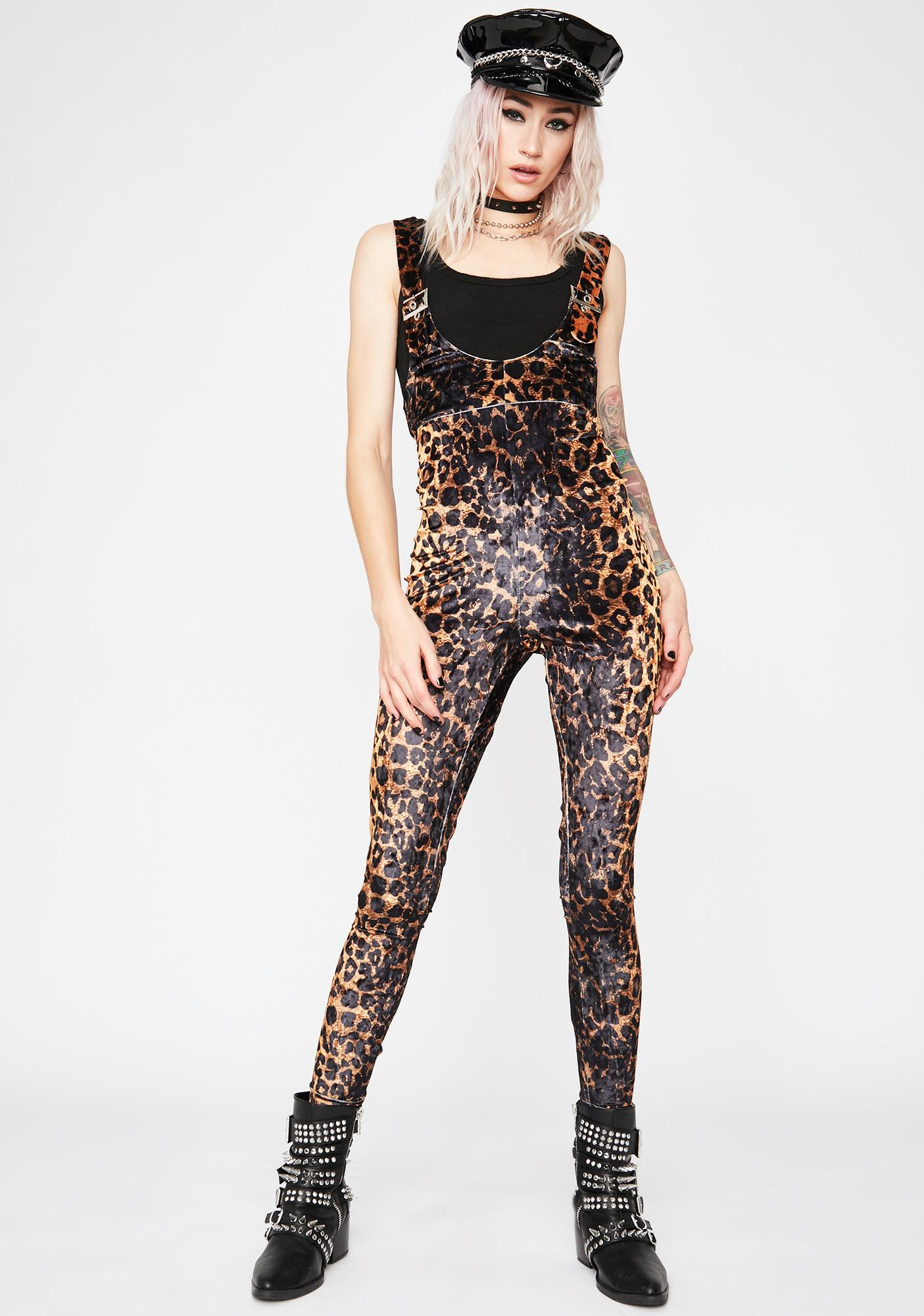 City Prowl Overall Jumpsuit