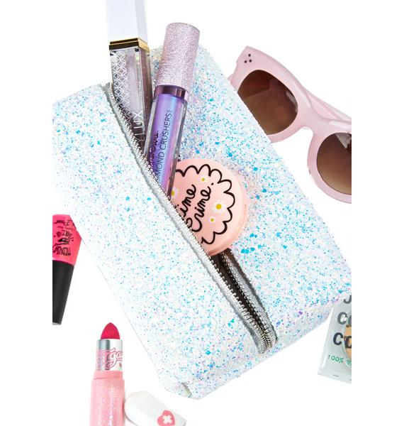 Skinnydip Frozen Make Up Bag
