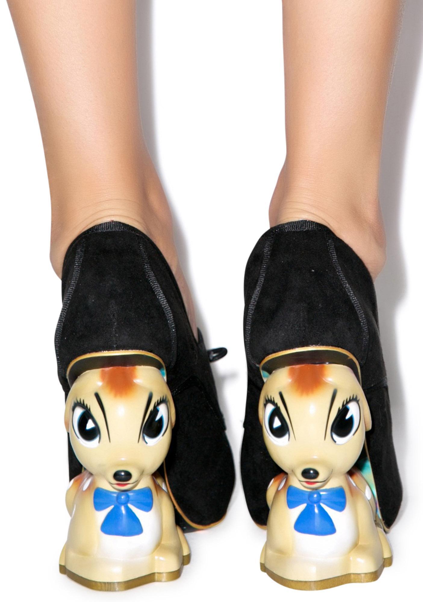 Irregular Choice Bambi Fawn Heel