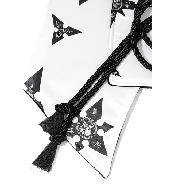 DAMAGE Shuriken Reversible Corset