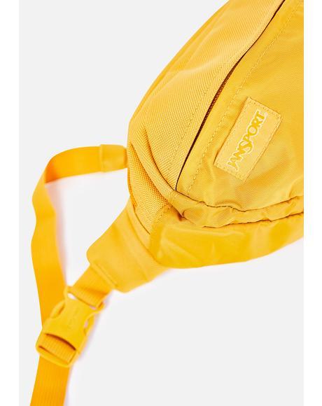 English Mustard Mono Fifth Avenue Fanny Pack