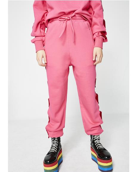 Heart Breaker Track Pants