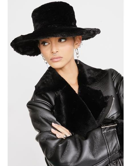 Fur Will Fly Floppy Hat