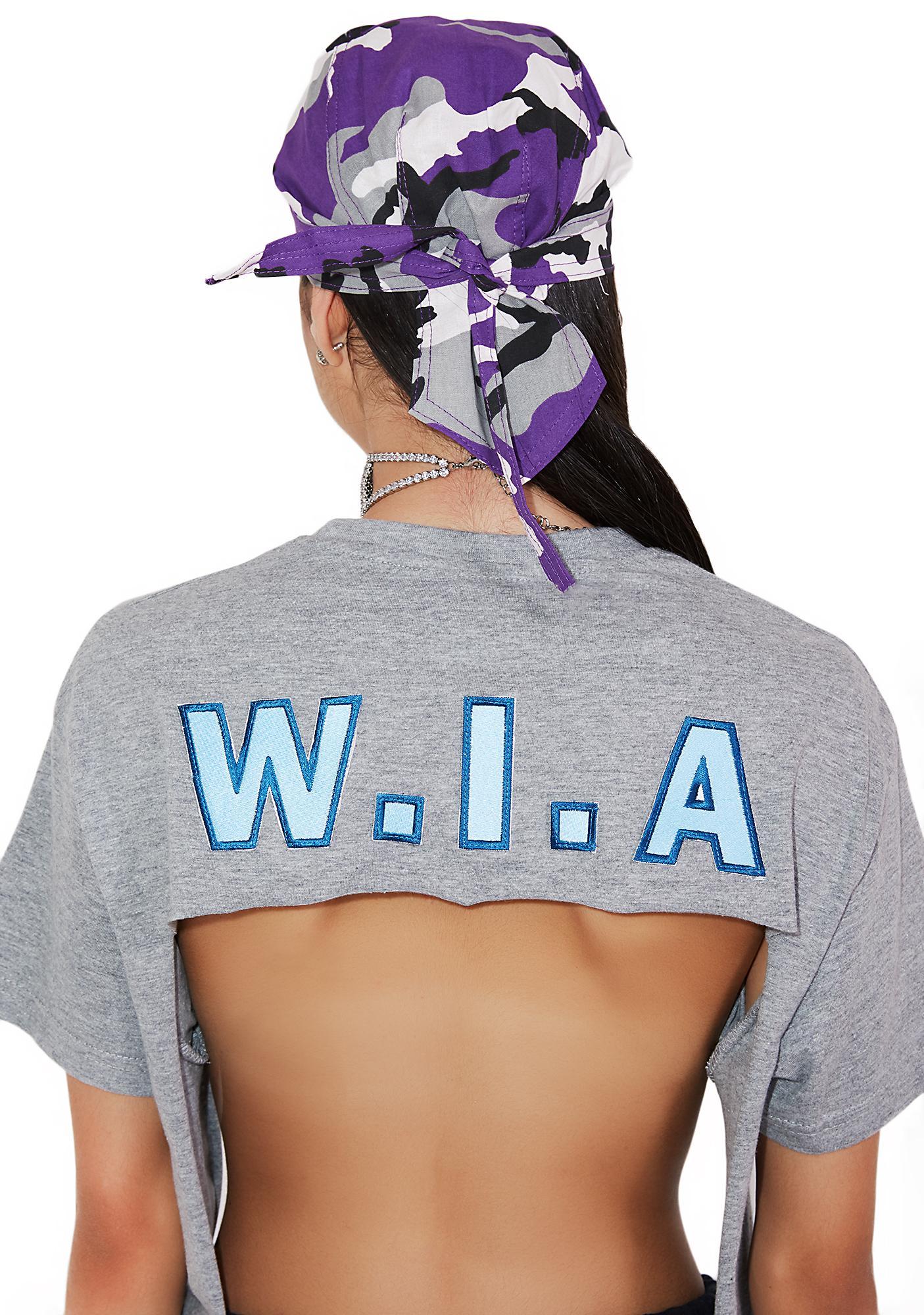 W.I.A Hole Tee