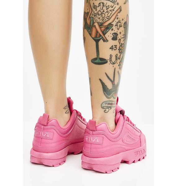 Fila Candy Disruptor II Premium Sneakers