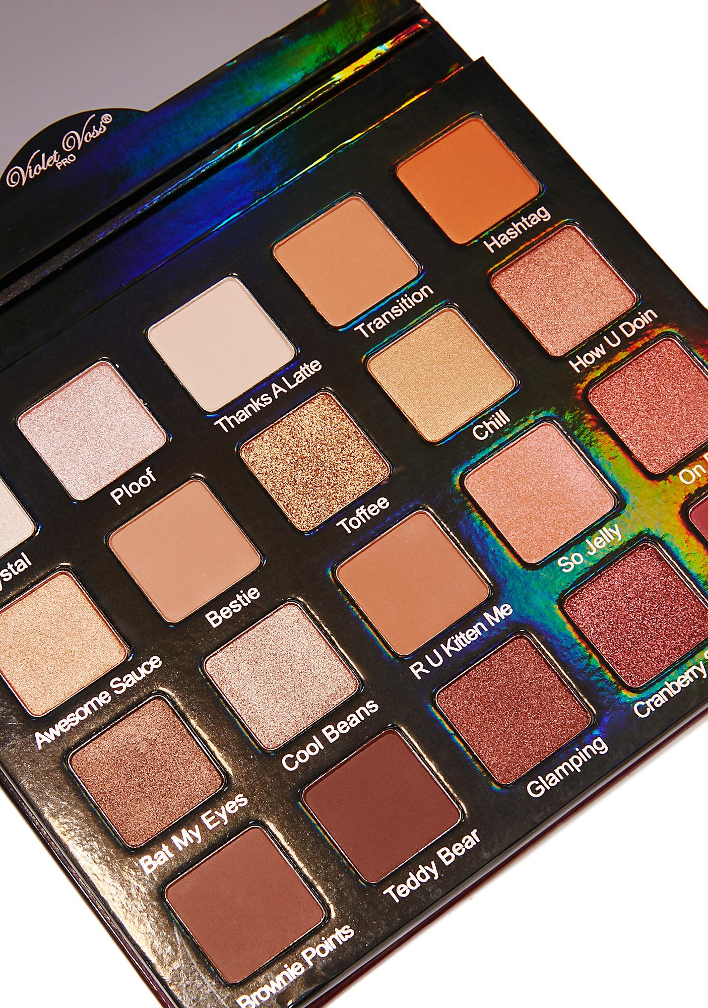 Violet Voss Holy Grail Eyeshadow Palette