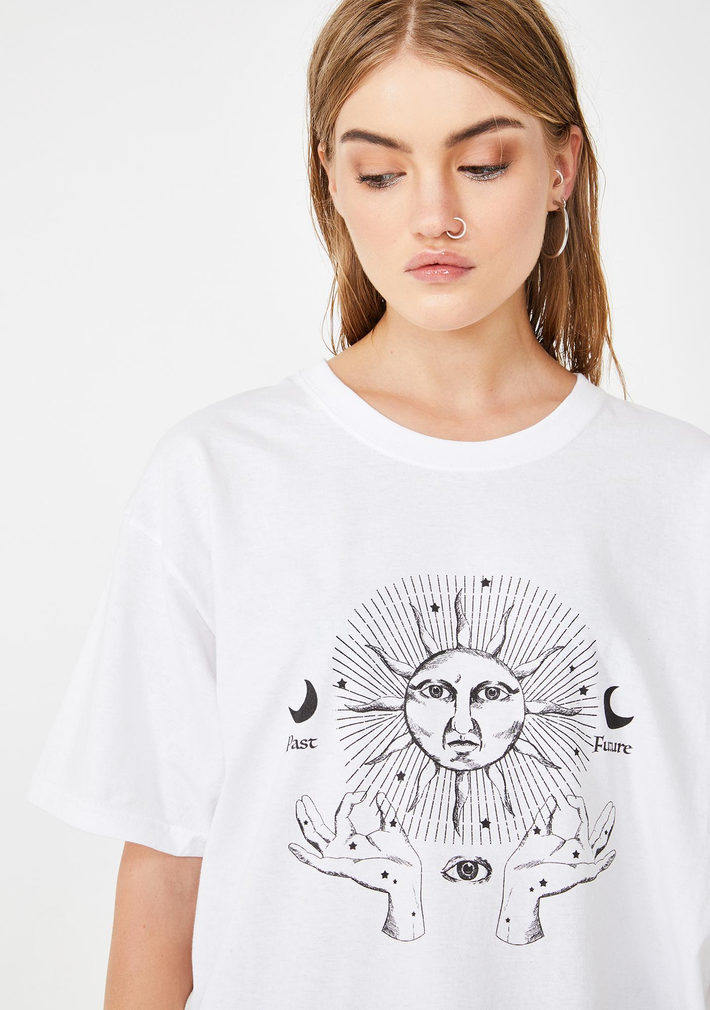 Daisy Street Astrology Graphic Tee