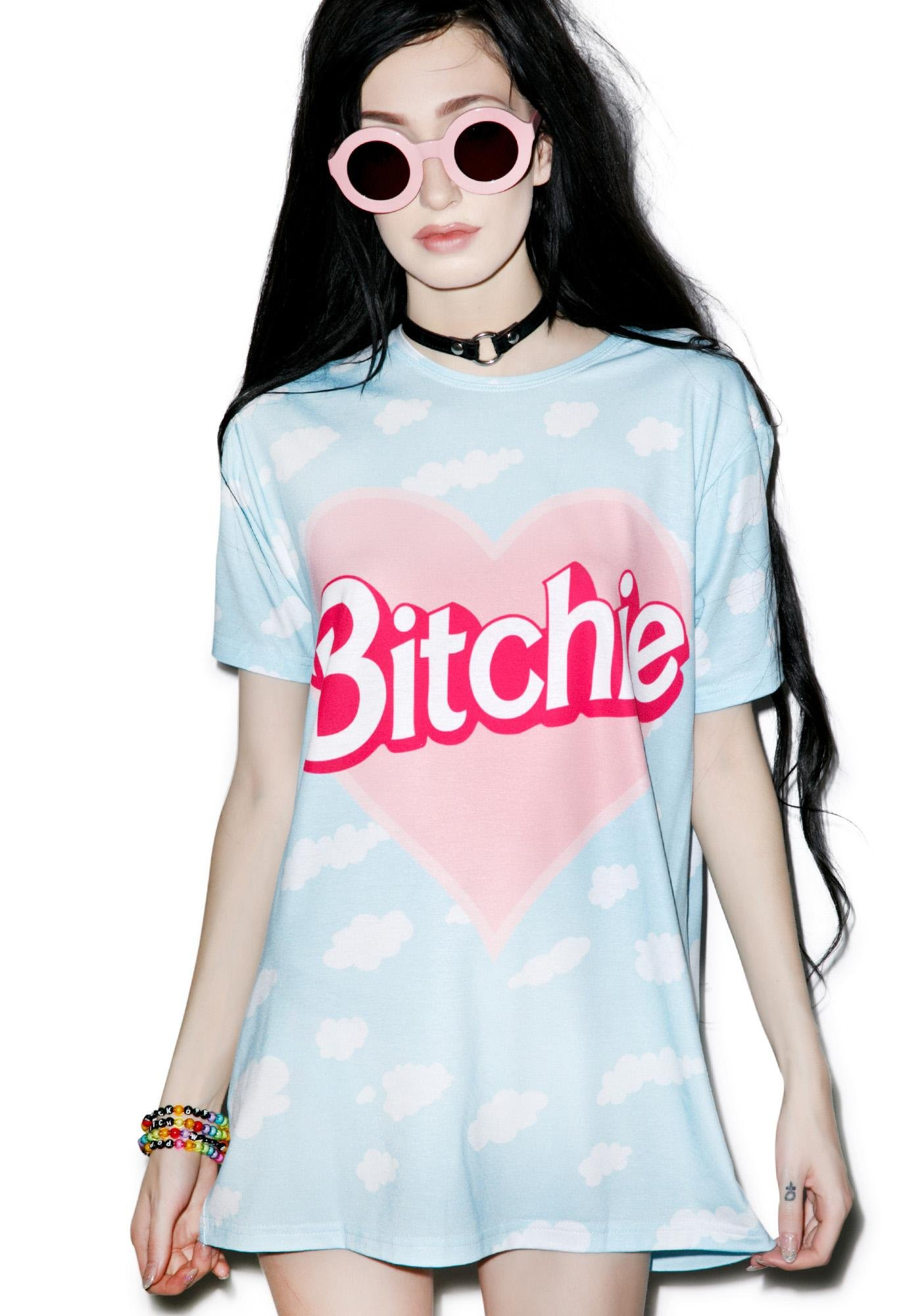 Sugarpills Bitchie T-Shirt