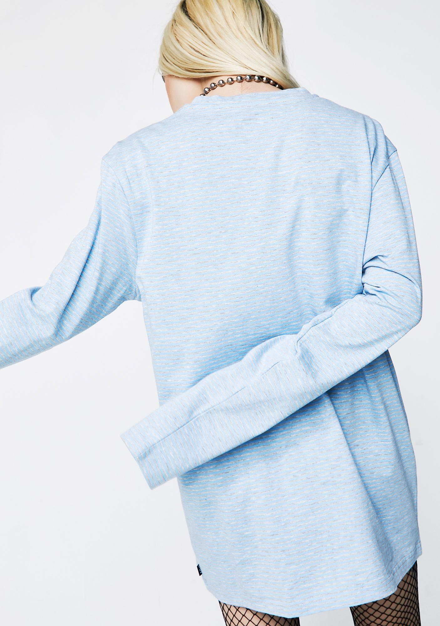 HUF Royale Long Sleeve Stripe Shirt