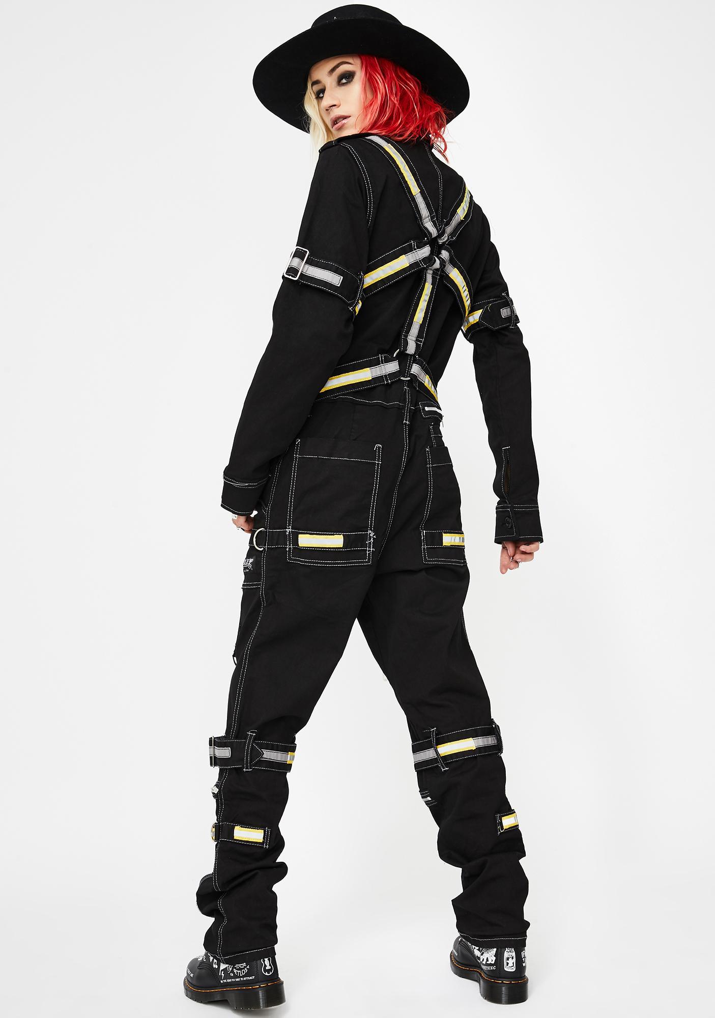 Tripp NYC Reflector Jumpsuit