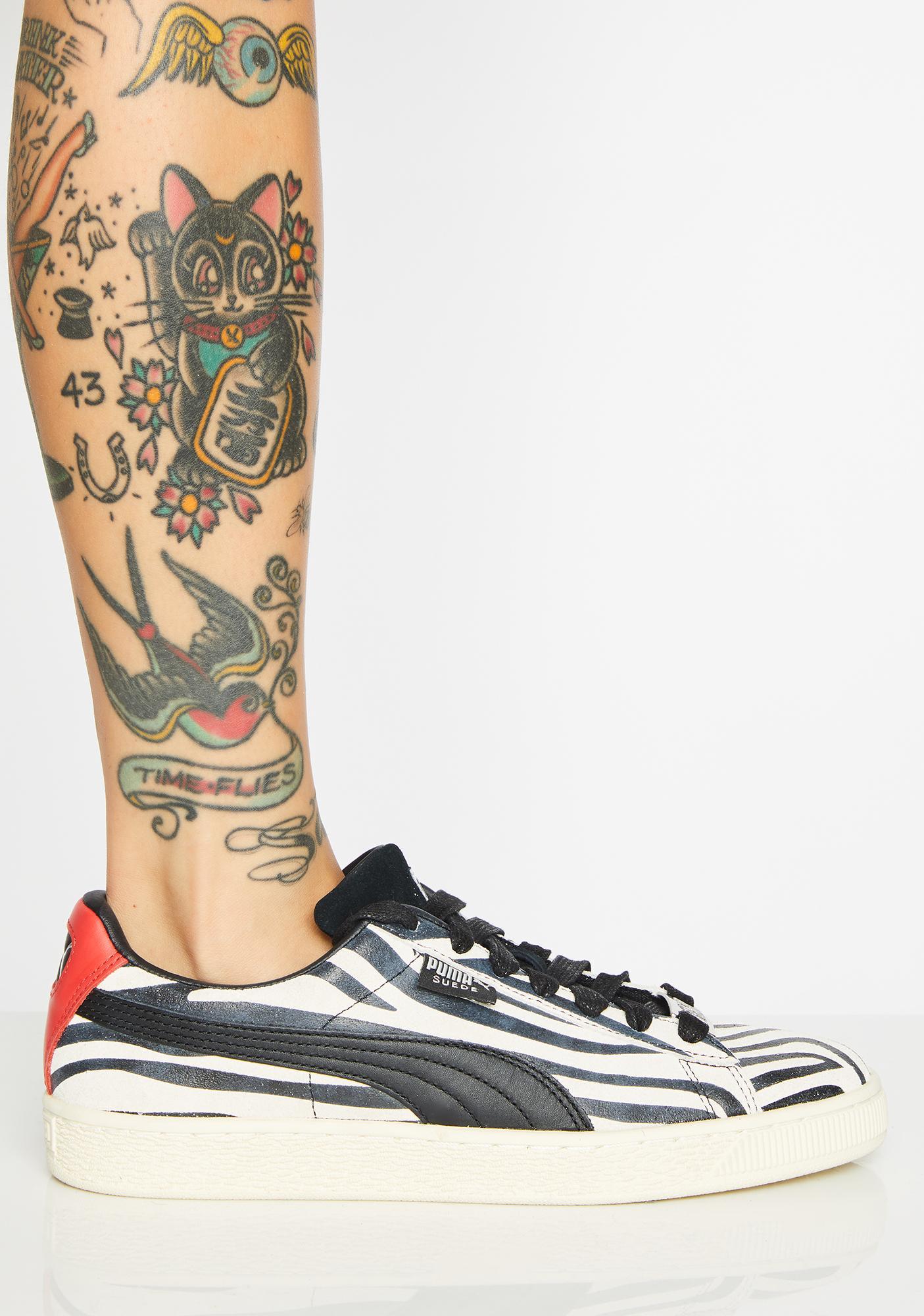 0d4da660fce1 ... PUMA X Paul Stanley Classic Sneakers ...