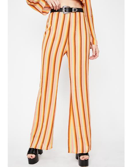 Tangy Baby Stripe Pants