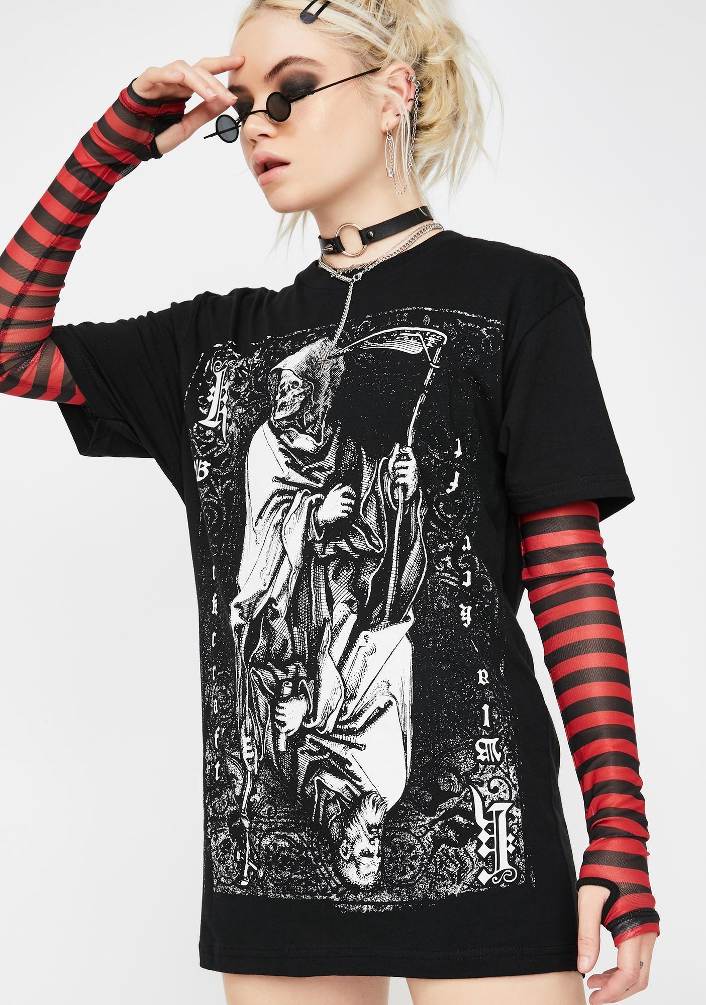 Blackcraft Death To Gods Graphic Tee
