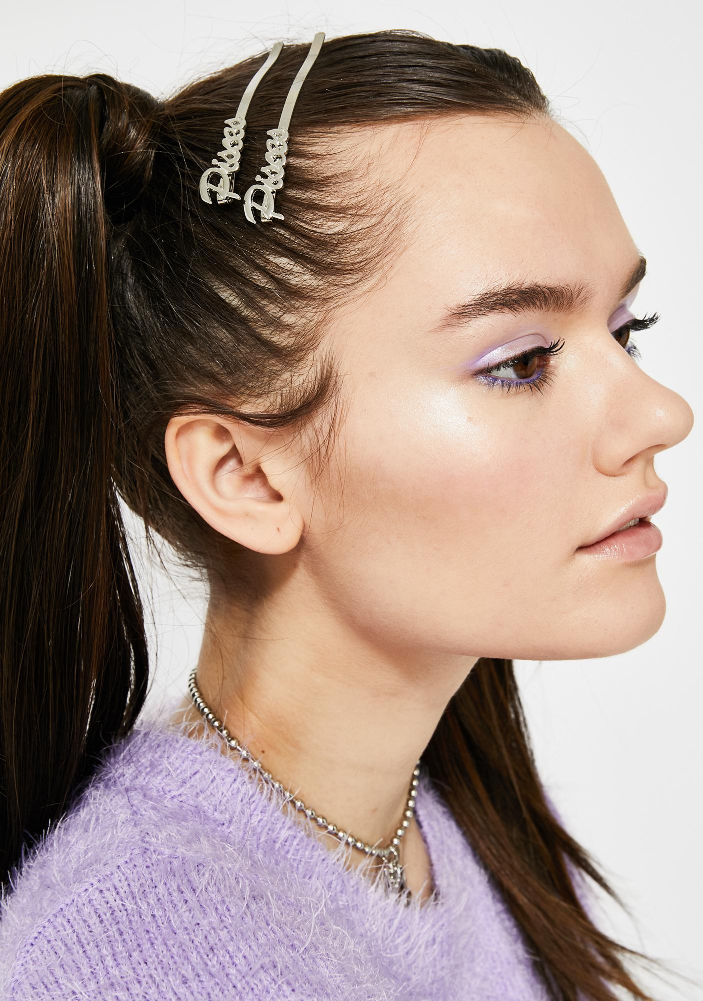 Pisces Perfection Bobby Pins