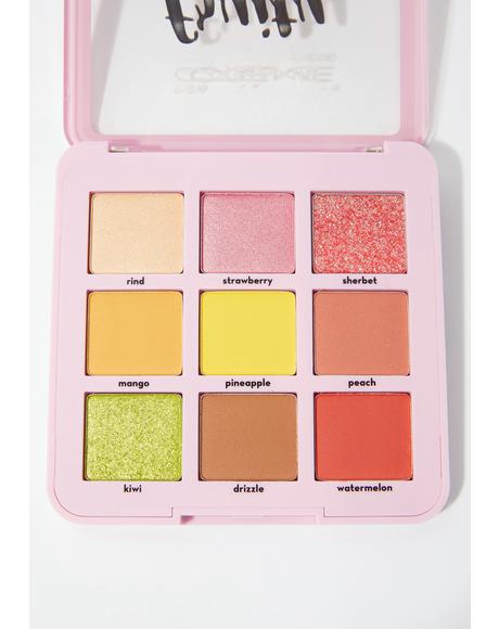 Fruity Smoothie Eyeshadow Palette