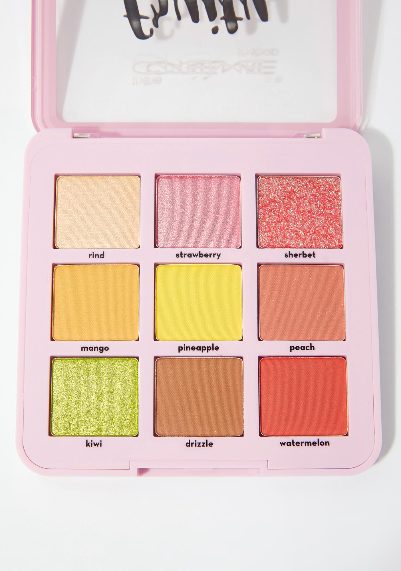 The Crème Shop Fruity Smoothie Eyeshadow Palette