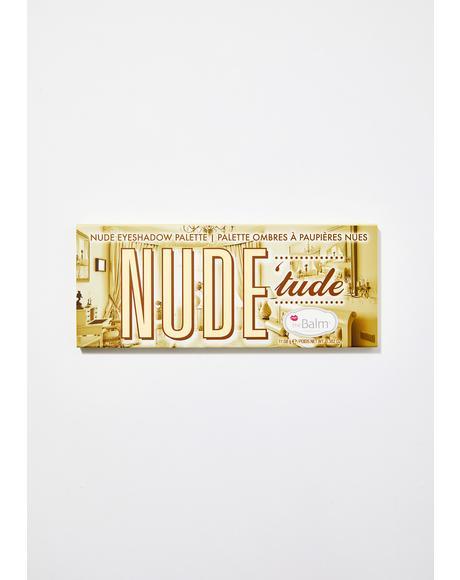 Nude Tude Nude Eyeshadow Palette