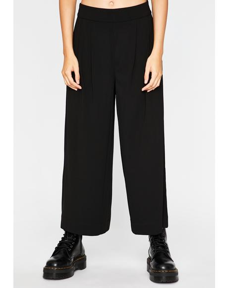 Ain't Basic Wide Leg Pants