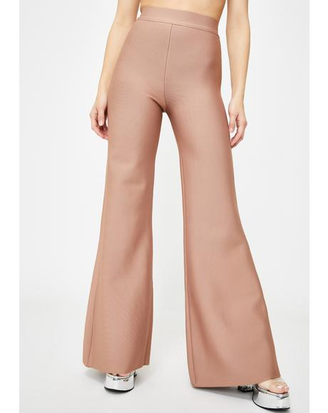 Sylvia Flared Pants