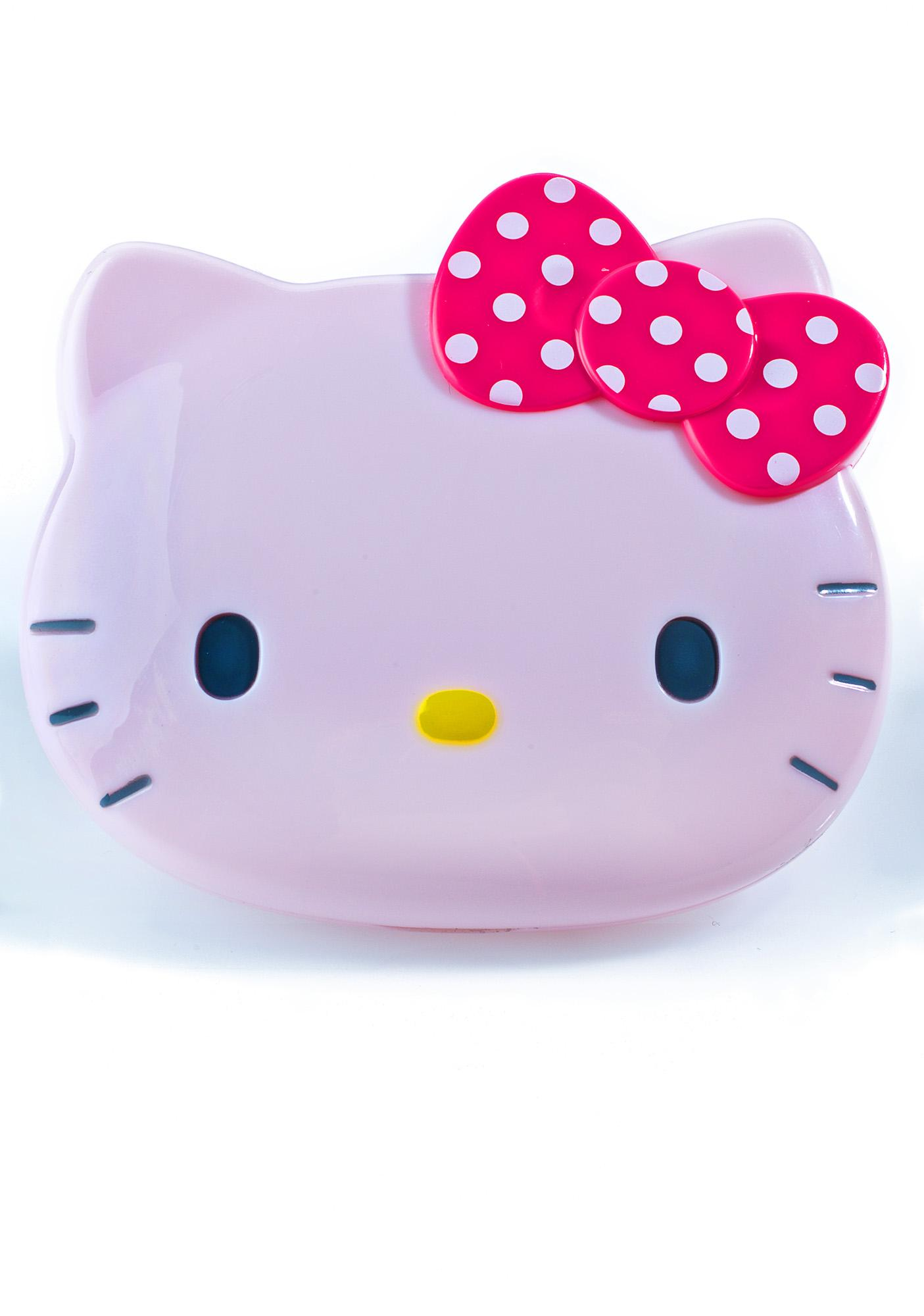 Sanrio Pinky Hello Kitty Compact Mirror