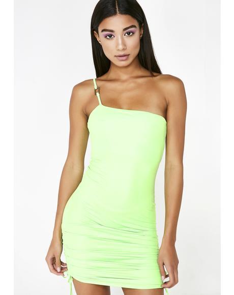 Midnight Ivy Dress