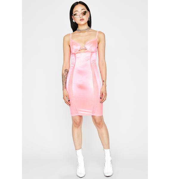 Candy Frisky Lil Freak Bodycon Dress