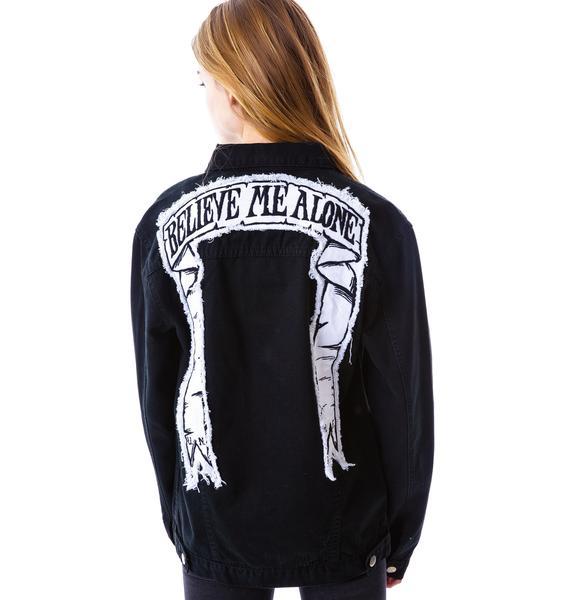 UNIF Believe Me Alone Jacket