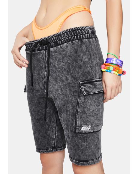 Charlotte Cargo Shorts