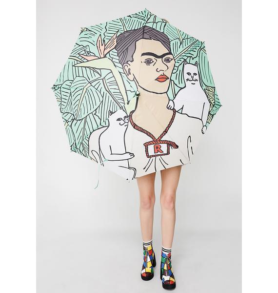 RIPNDIP Nermal Portrait Umbrella