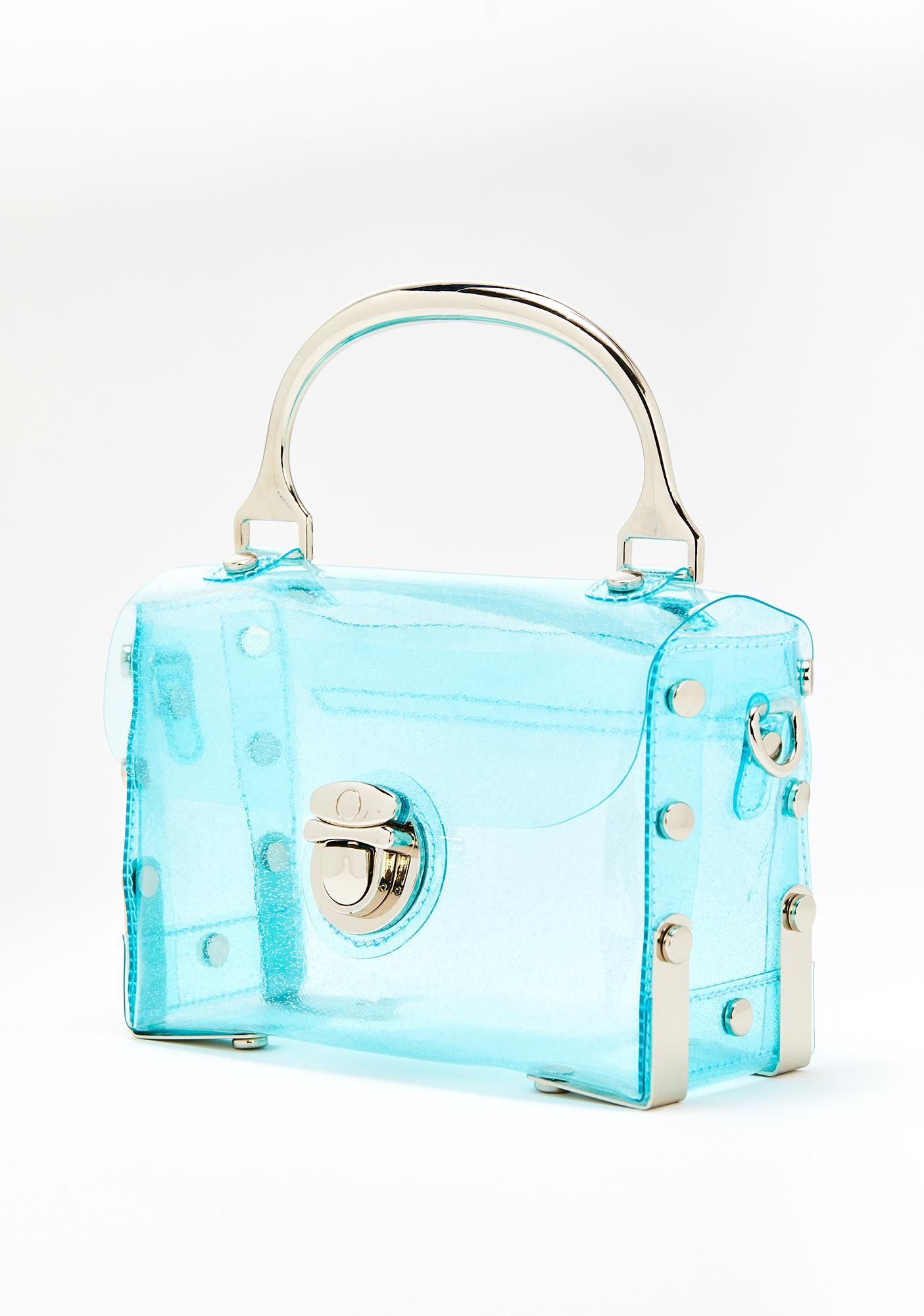 HOROSCOPEZ Clearly Into You Sparkle Bag