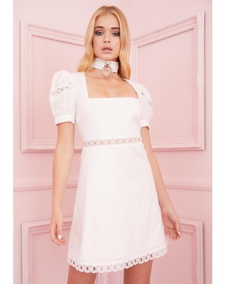 Cream N' Suga Mini Dress