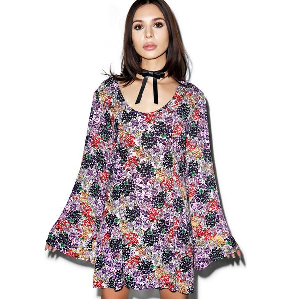 Somedays Lovin Faithful Floral Dress