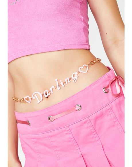 Princess Diaries Chain Belt