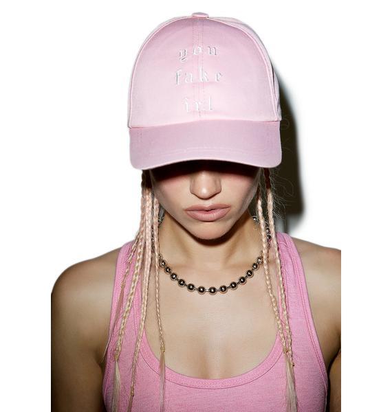 Demian Renucci Baby You Fake Hat
