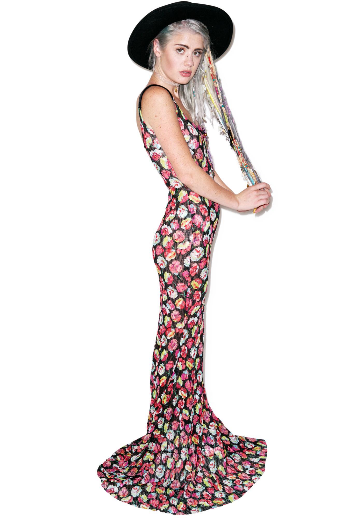 Mamadoux Le Freak, C'est Chic Maxi Dress