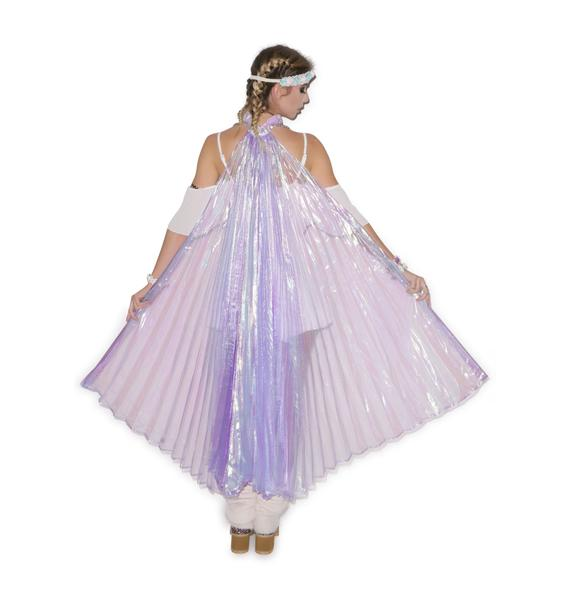 Flutterfly Royal Angel Wings