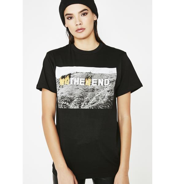 THE END The Hills T-Shirt