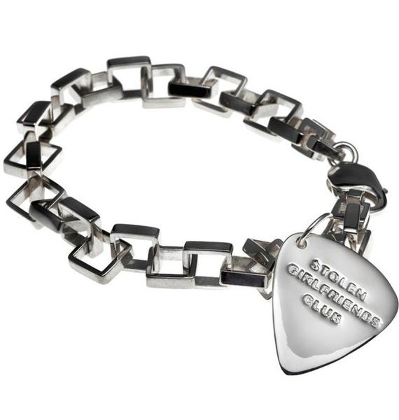 Stolen Girlfriends Club Death Metal Bracelet
