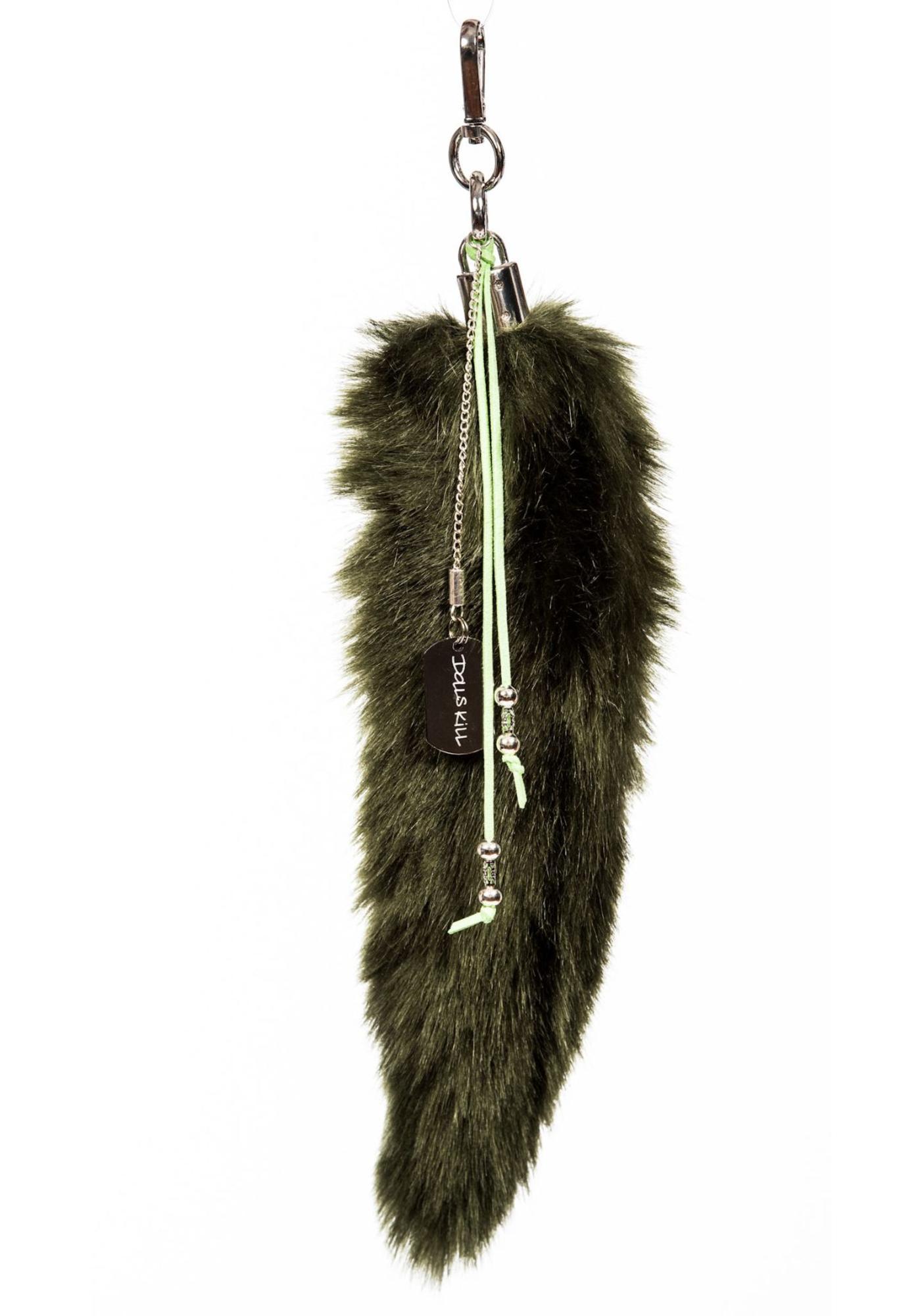 Freaking Faux Fur Foxtails