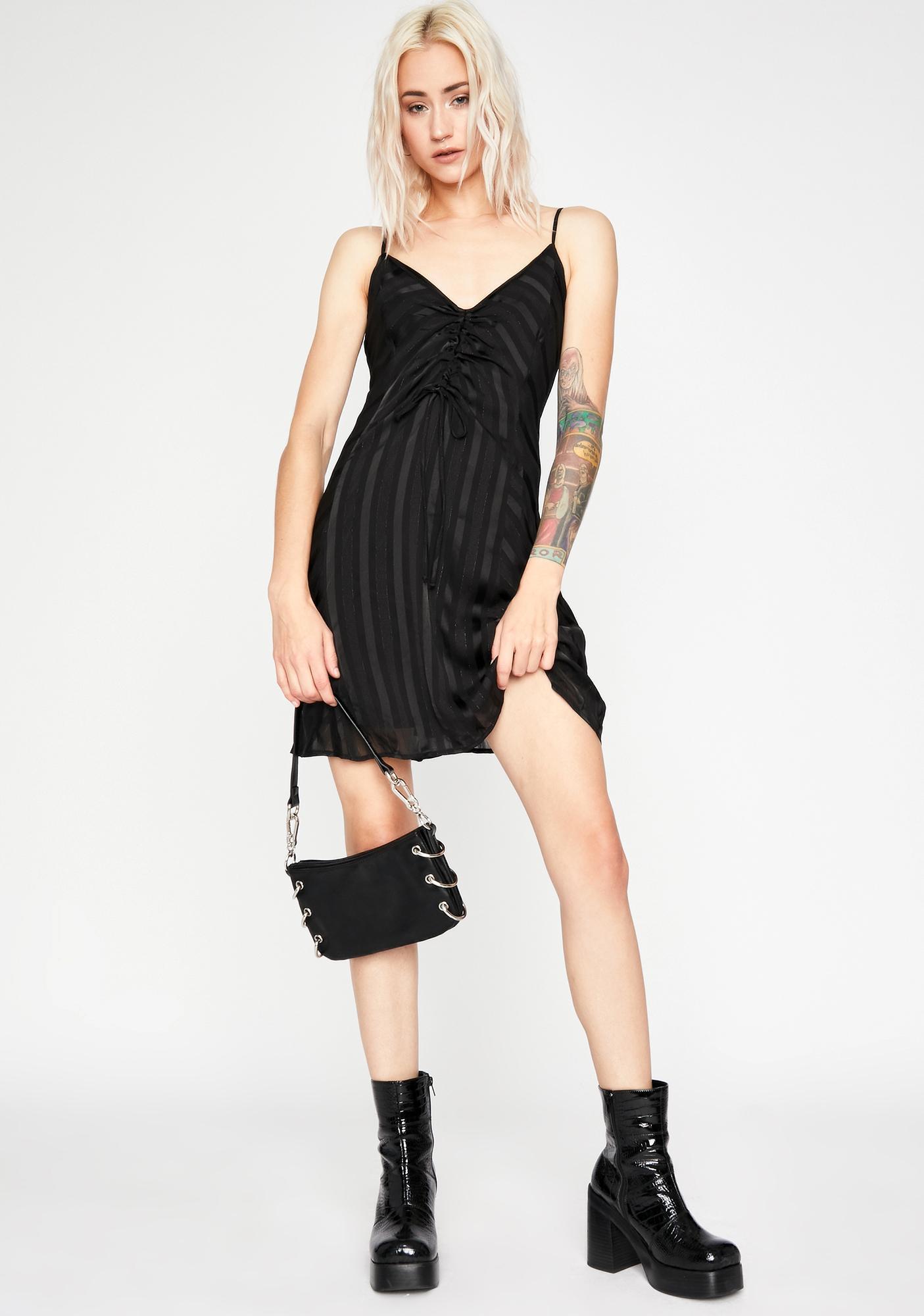 Classy Fling Slip Dress