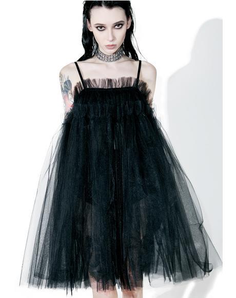 Cleva Gauze Dress