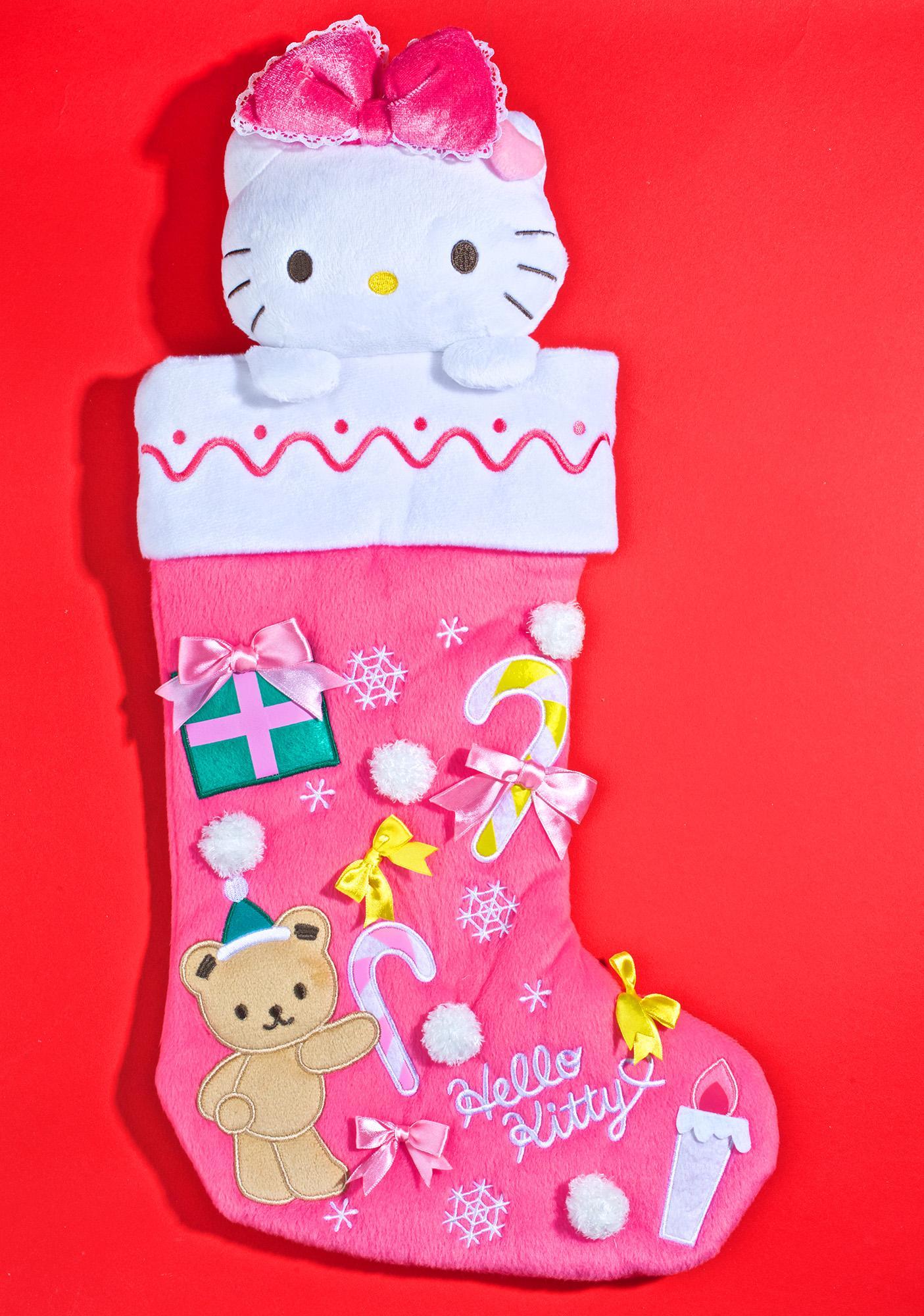 Sanrio Hello Kitty Holiday Stocking