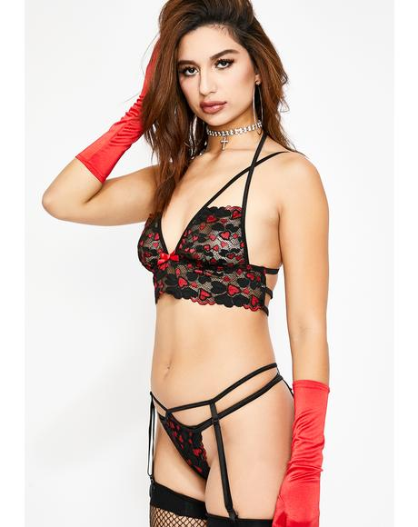 Beloved Beauty Lingerie Set