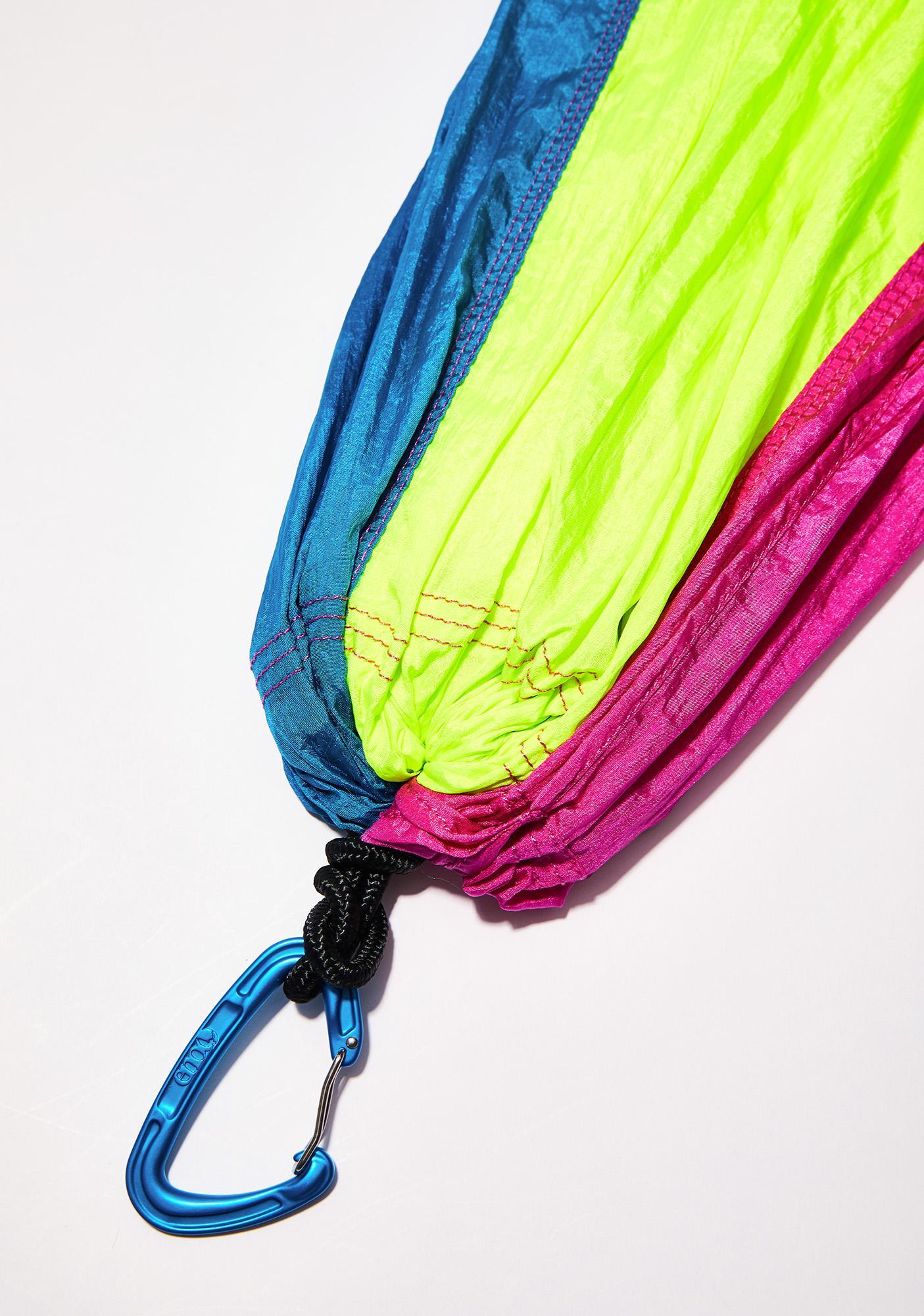 ENO Tri-Color DoubleNest Hammock